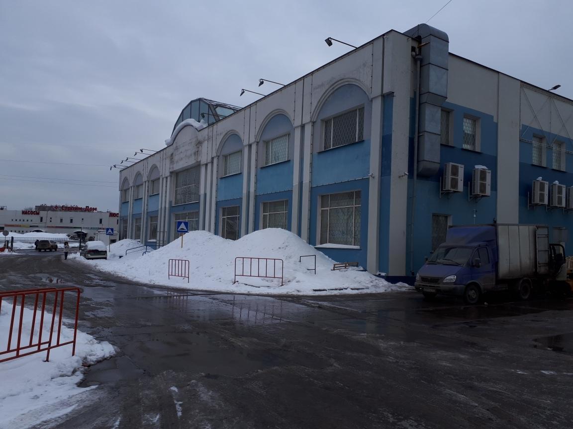 Московская Область, Мытищи, проспект Олимпийский, 1