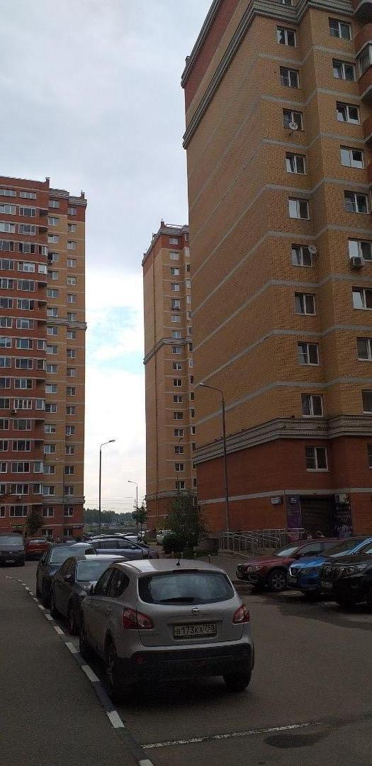 Московская Область, Пушкинский городской округ, Пушкино, улица Набережная, 35к2