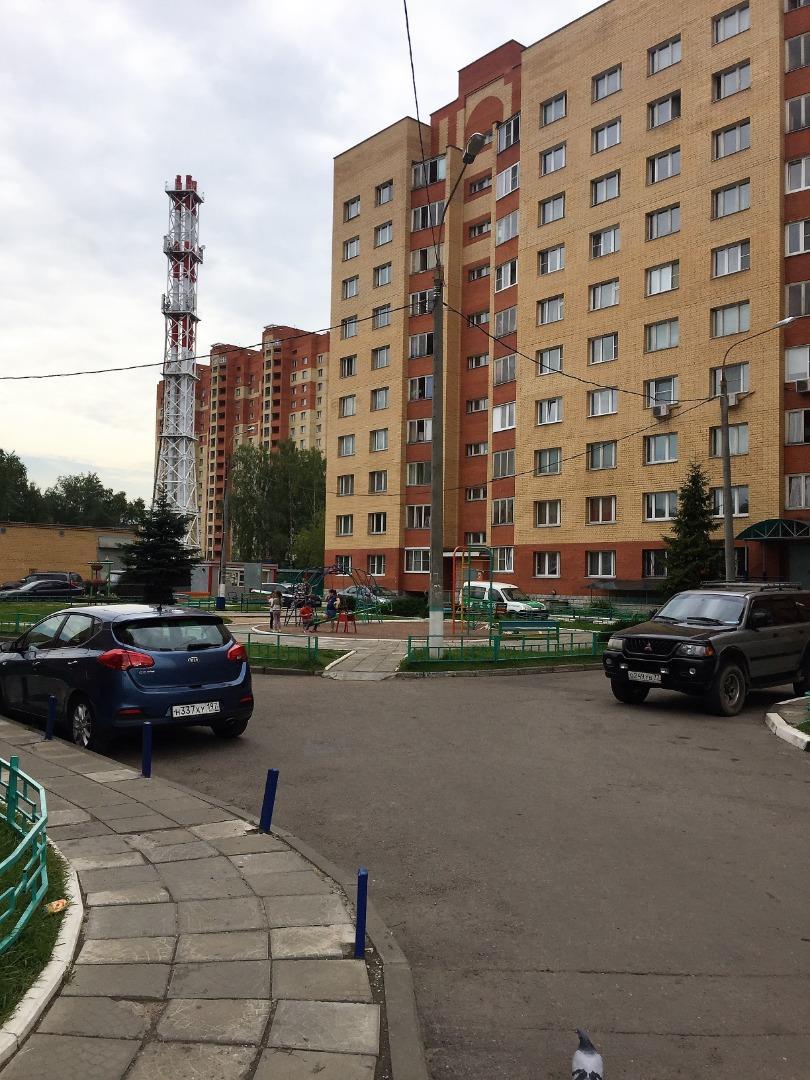 Московская Область, Мытищи, улица Тимирязева, 4к1