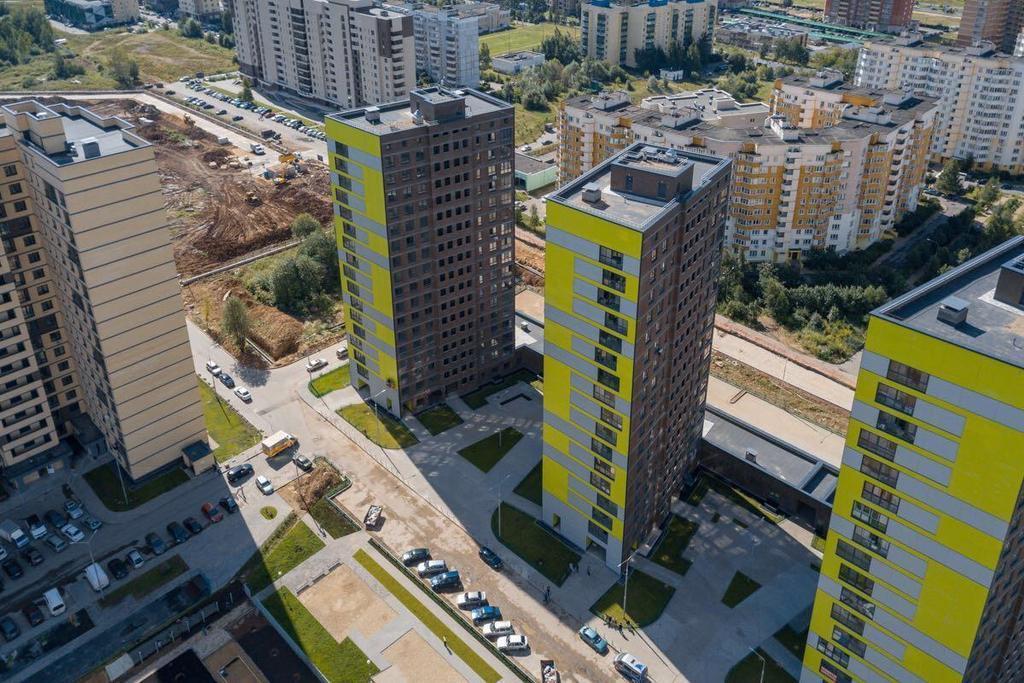 Московская Область, городской округ Мытищи, Мытищи, улица Кадомцева, 2